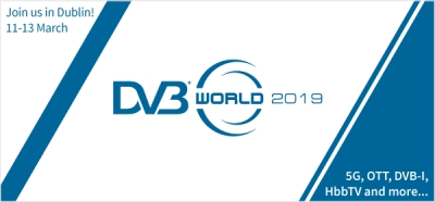 Sisvel at DVB World 2019