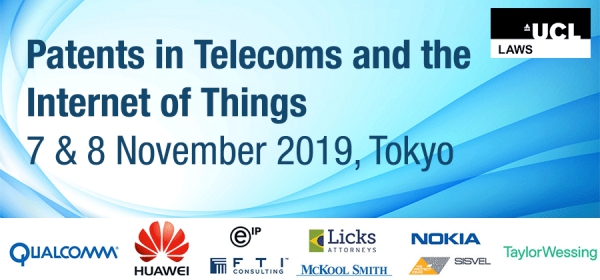 "Sisvel Sponsor of ""Patents in Telecom and The Internet of Things"""
