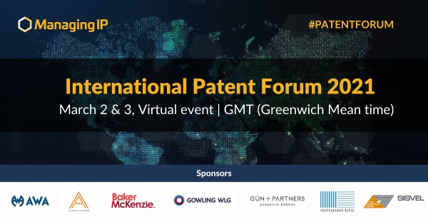 Sisvel sponsor of MIP International Patent Forum
